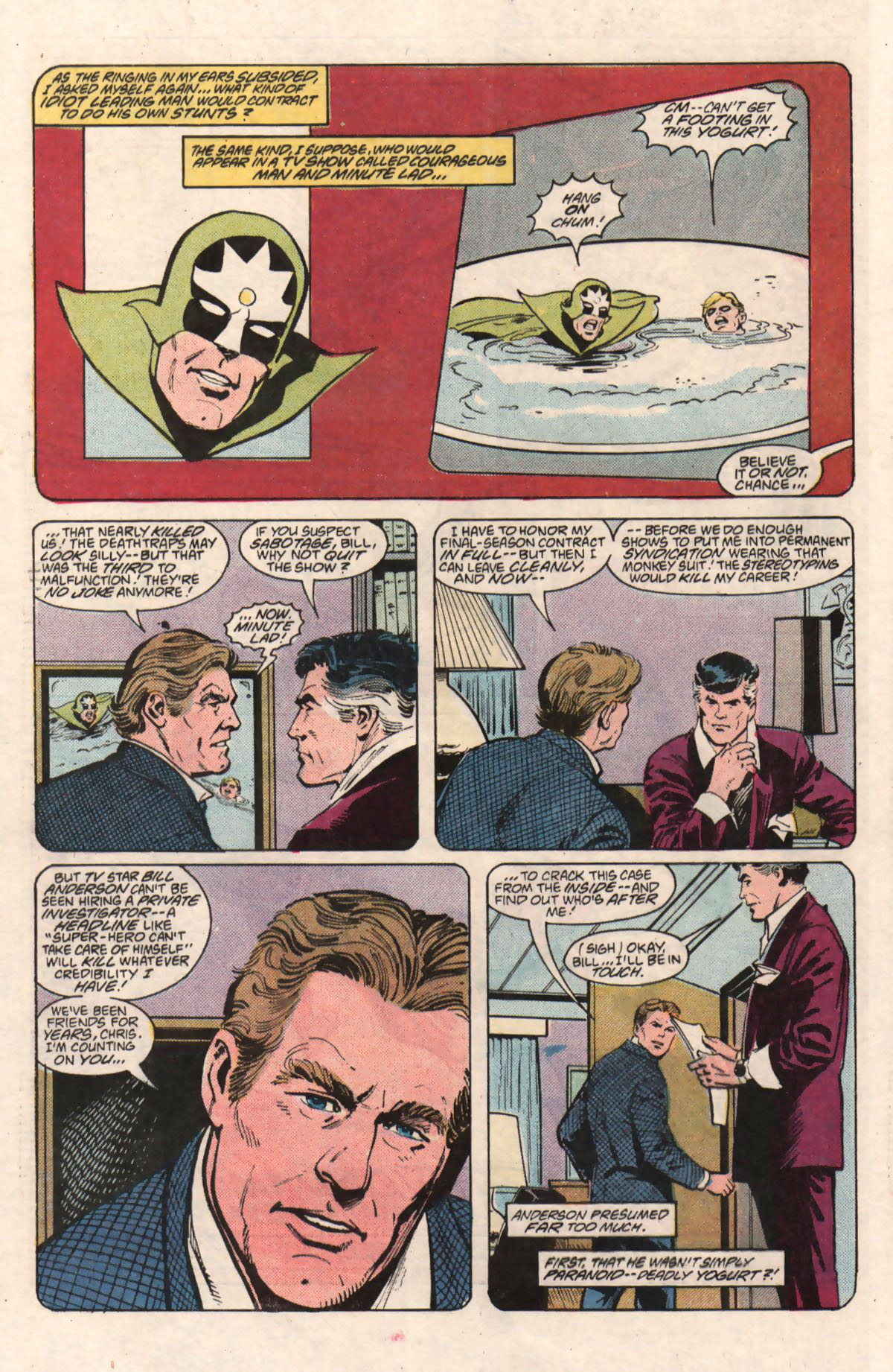 Action Comics (1938) 641 Page 19