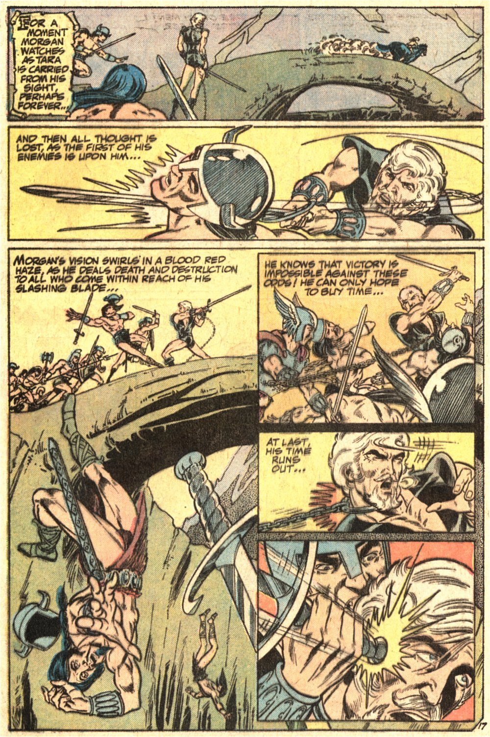 Warlord (1976) issue 1 - Page 18