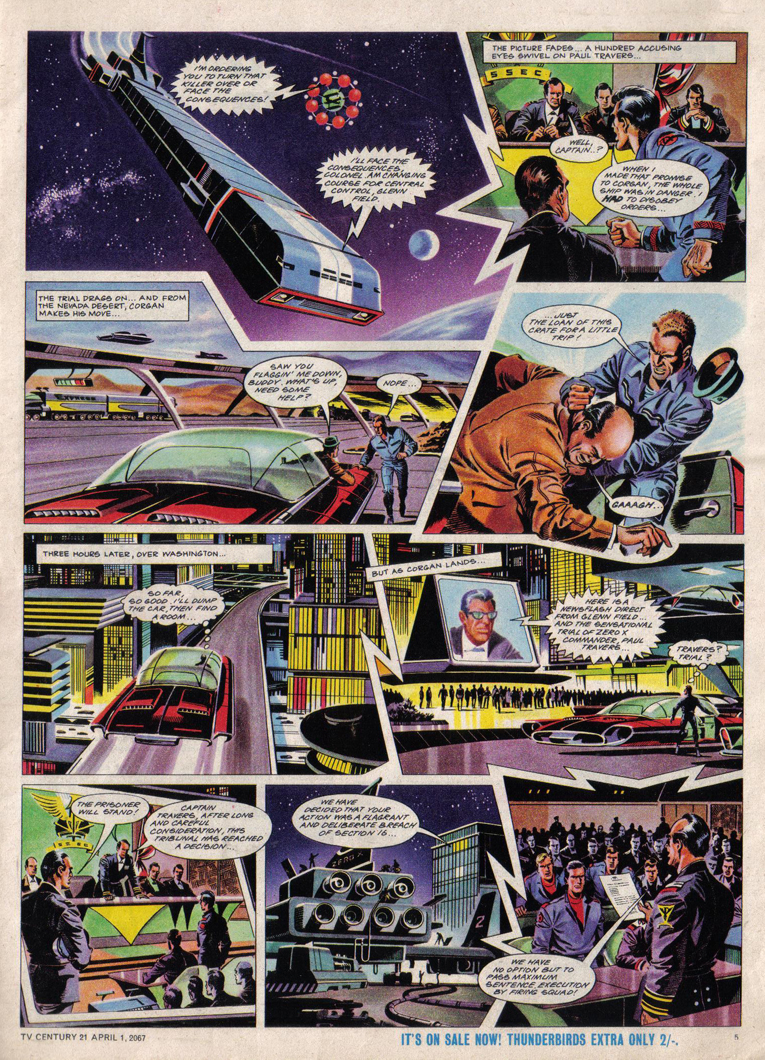 TV Century 21 (TV 21) issue 115 - Page 5