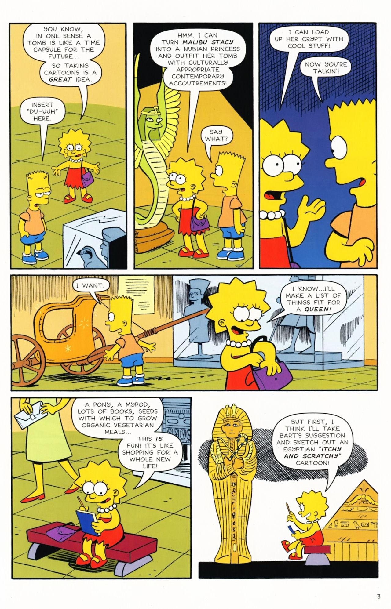 Read online Simpsons Comics Presents Bart Simpson comic -  Issue #57 - 5