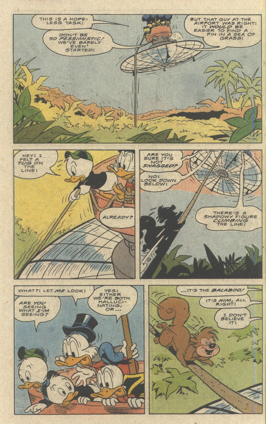 Read online Uncle Scrooge (1953) comic -  Issue #242 - 22