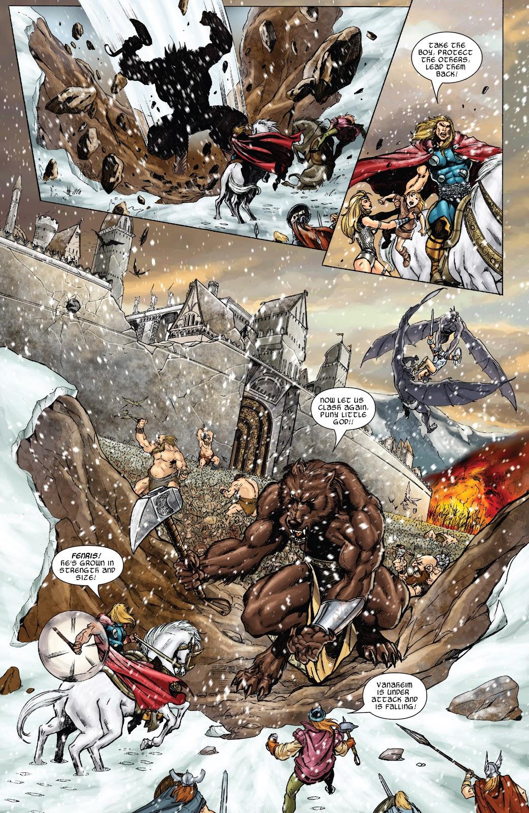 Read online Thor: Ragnaroks comic -  Issue # TPB (Part 2) - 89