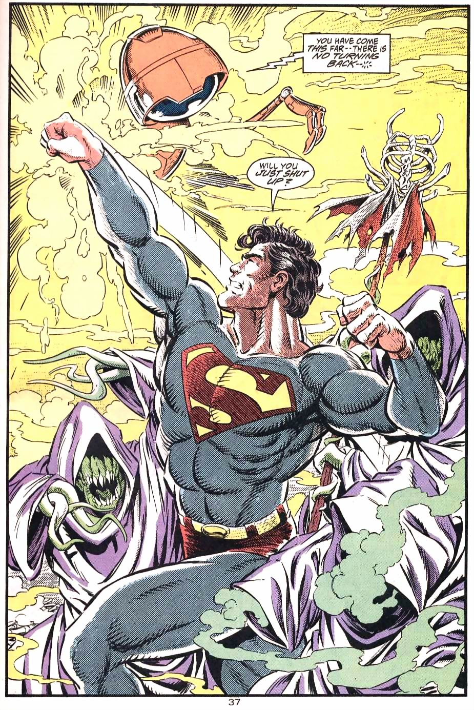 Read online Adventures of Superman (1987) comic -  Issue #500 - 43