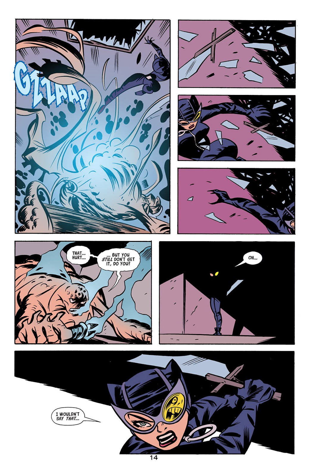 Catwoman (2002) Issue #4 #4 - English 15