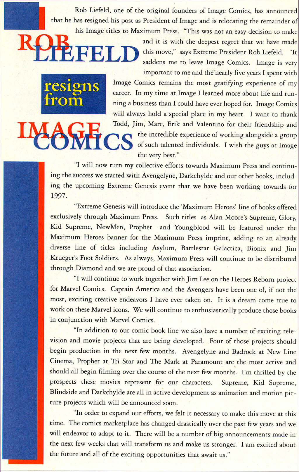 Read online Avengelyne (1996) comic -  Issue #6 - 25