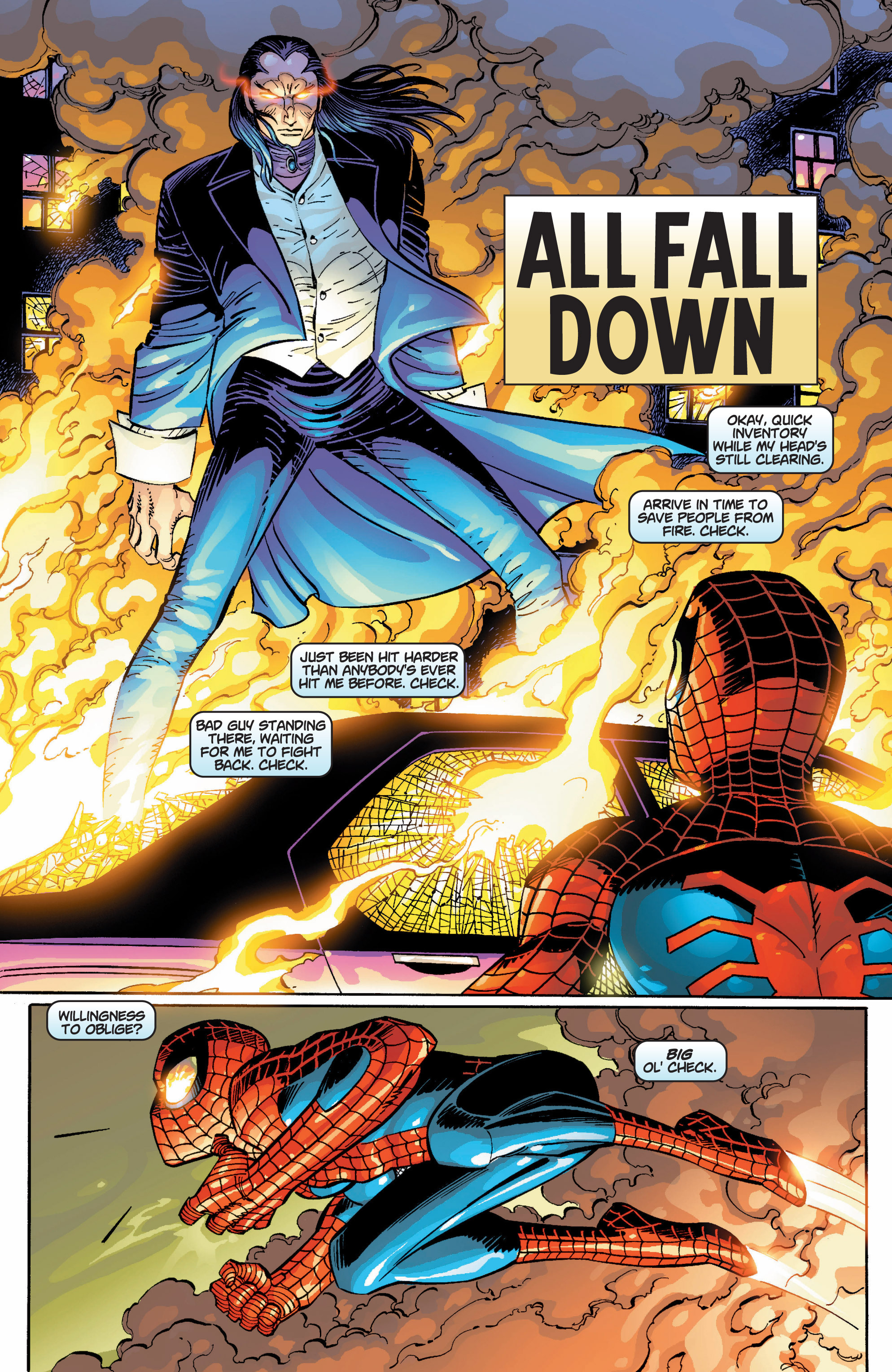 The Amazing Spider-Man (1999) 33 Page 1