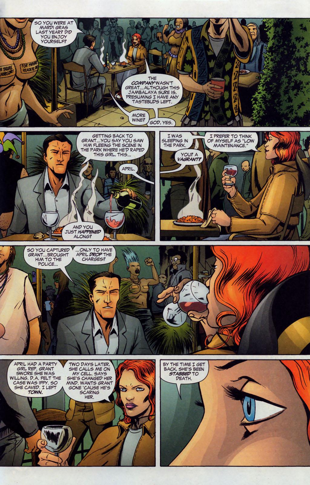 Read online Fallen Angel (2003) comic -  Issue #12 - 17