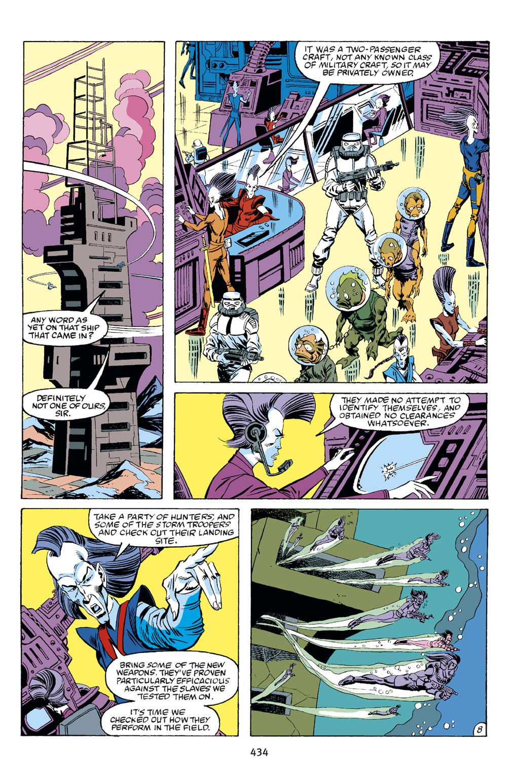 Read online Star Wars Omnibus comic -  Issue # Vol. 21.5 - 160