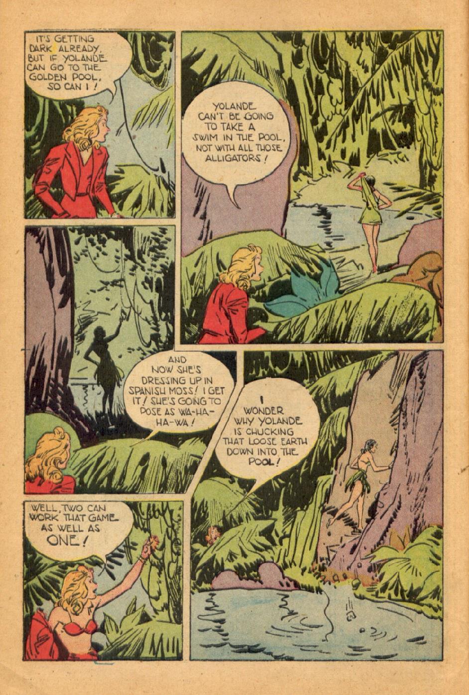 Read online Super-Magician Comics comic -  Issue #45 - 10