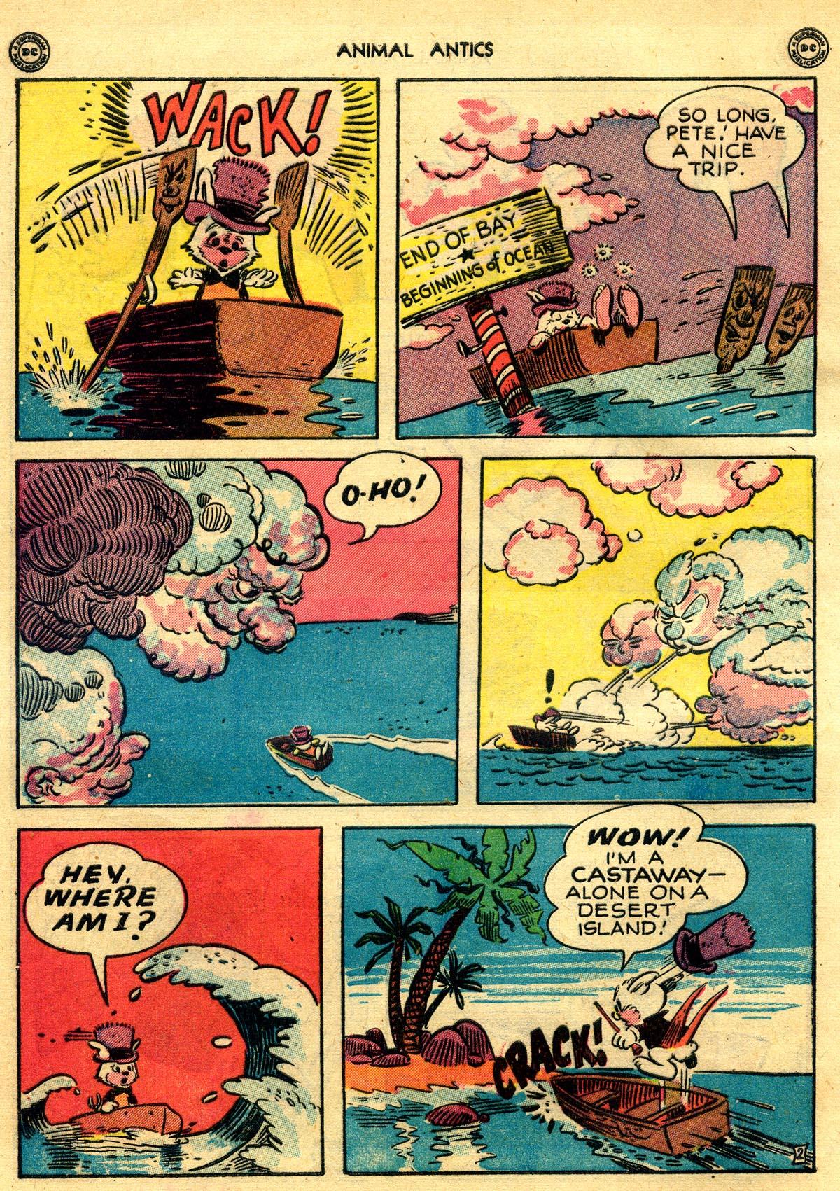 Read online Animal Antics comic -  Issue #10 - 4