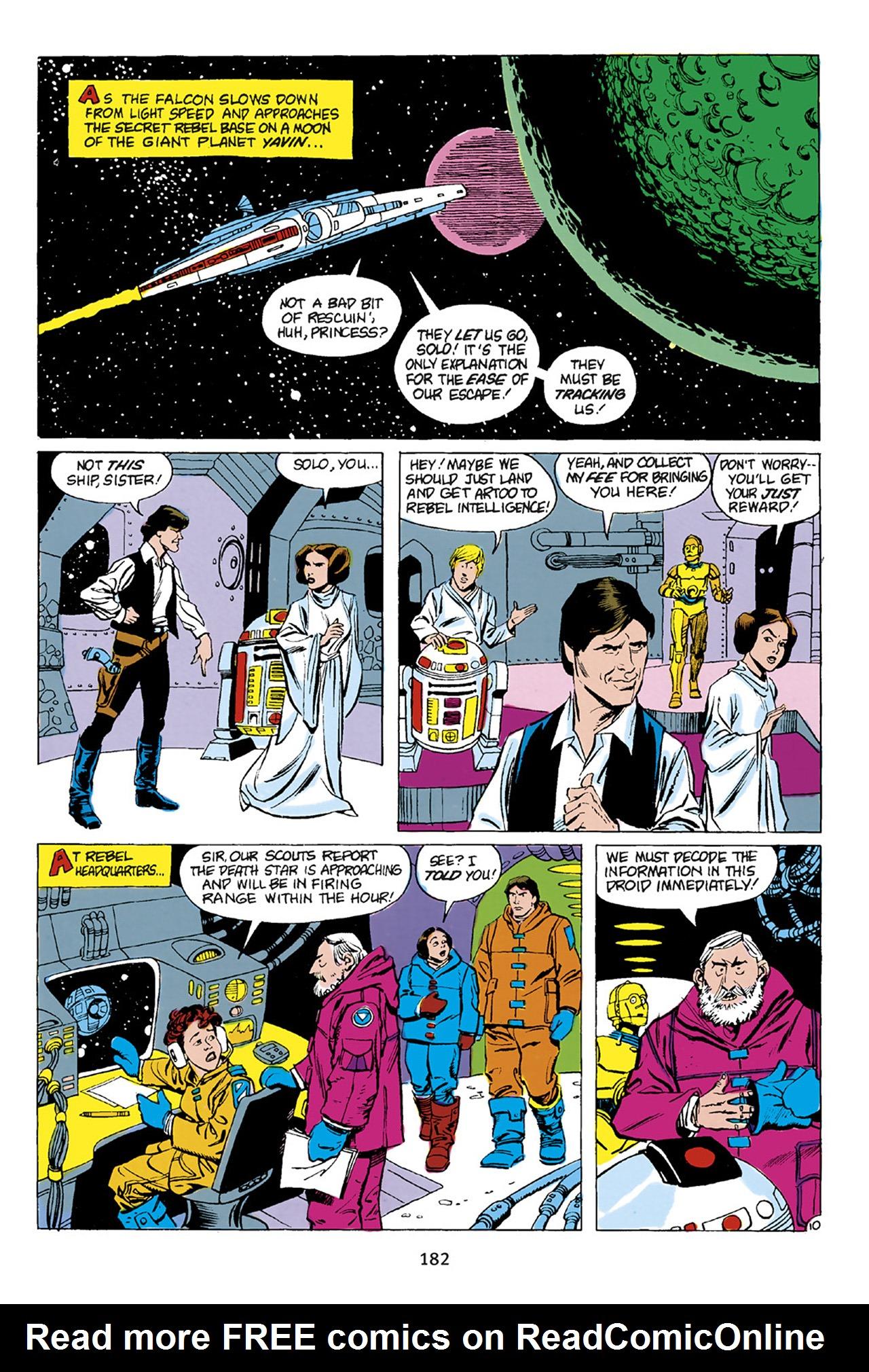 Read online Star Wars Omnibus comic -  Issue # Vol. 23 - 181