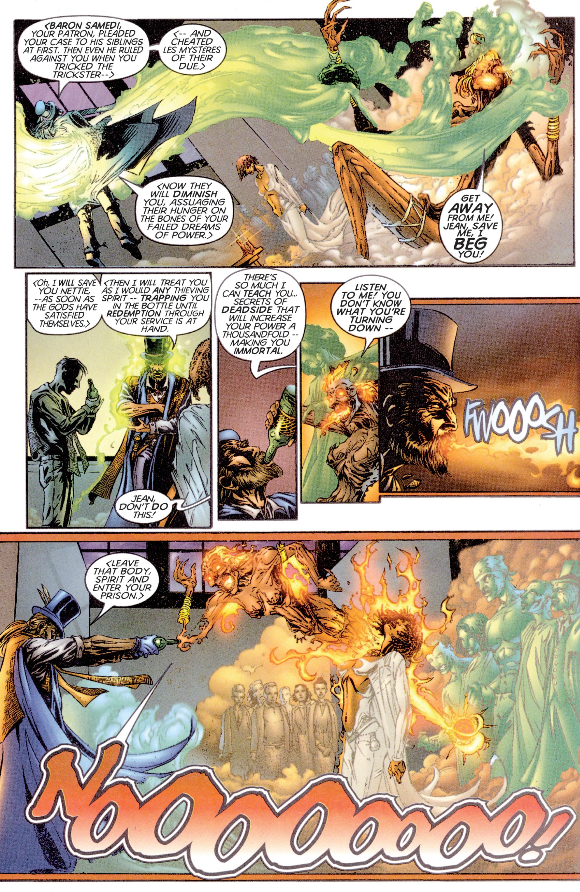 Read online Shadowman (1997) comic -  Issue #16 - 7