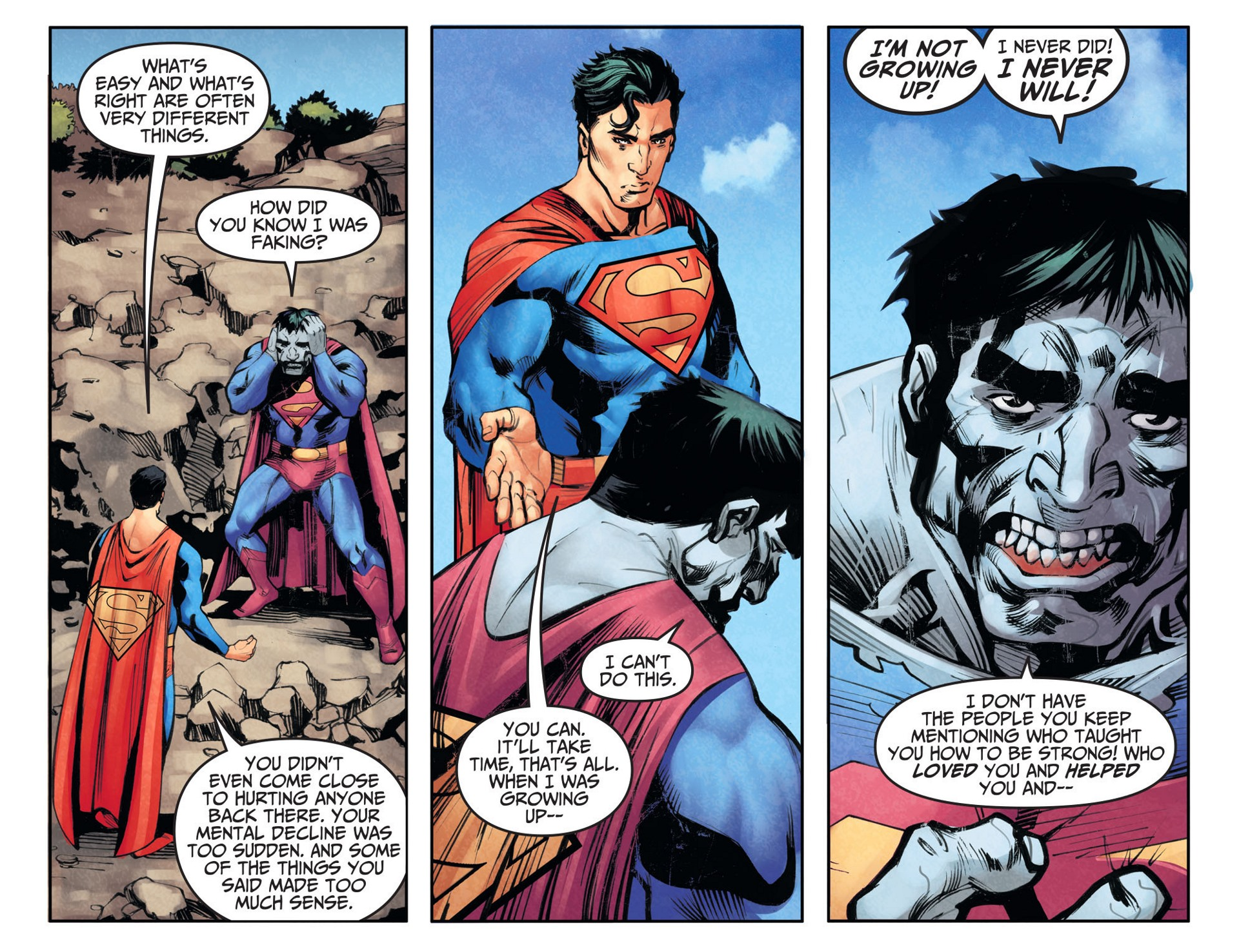 Read online Adventures of Superman [I] comic -  Issue #27 - 13