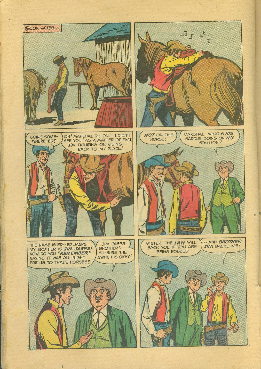 Four Color Comics issue 769 - Page 22