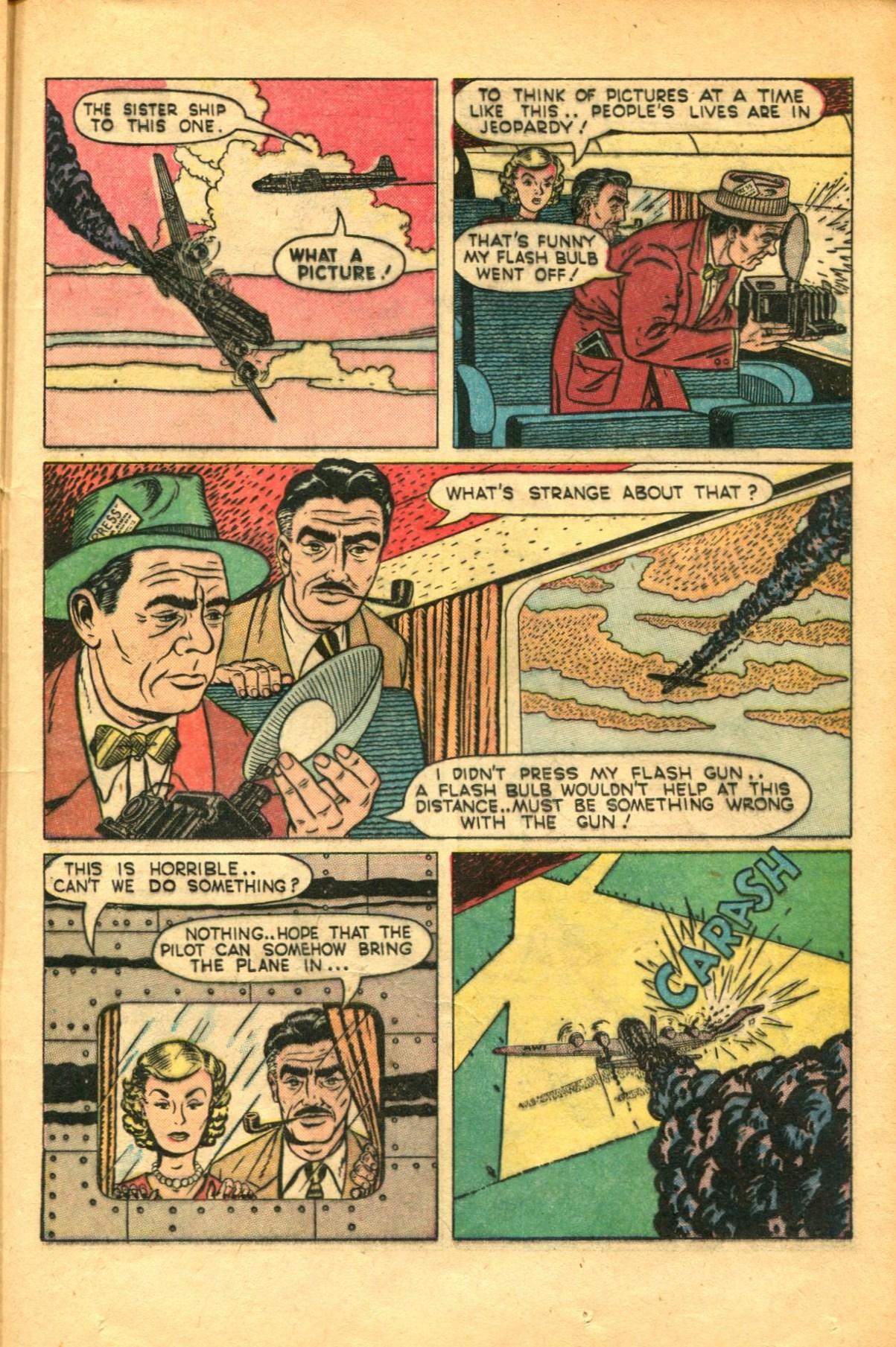 Read online Shadow Comics comic -  Issue #91 - 33