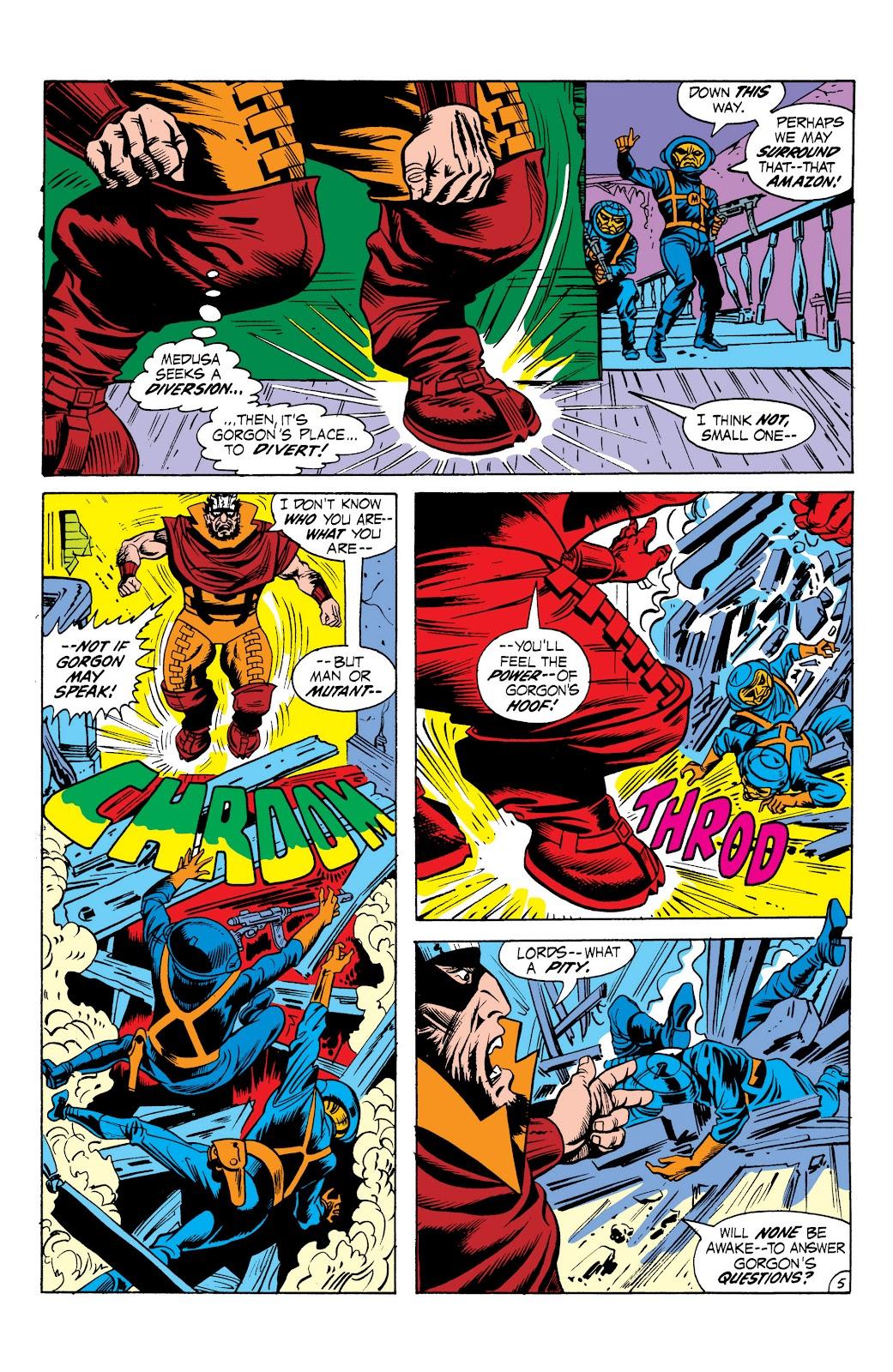 Read online Marvel Masterworks: The Inhumans comic -  Issue # TPB 1 (Part 2) - 62