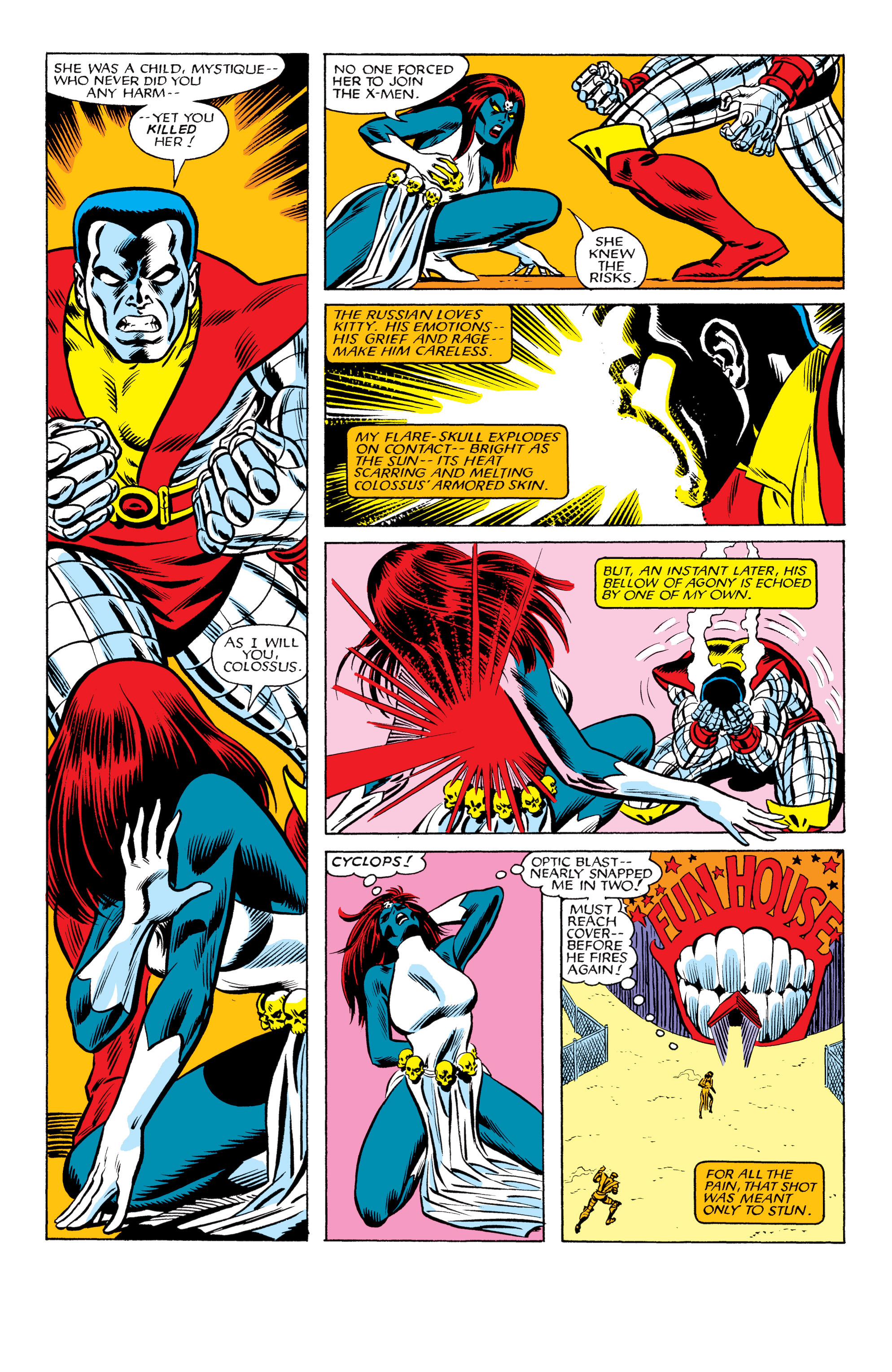 Read online Uncanny X-Men (1963) comic -  Issue #177 - 5