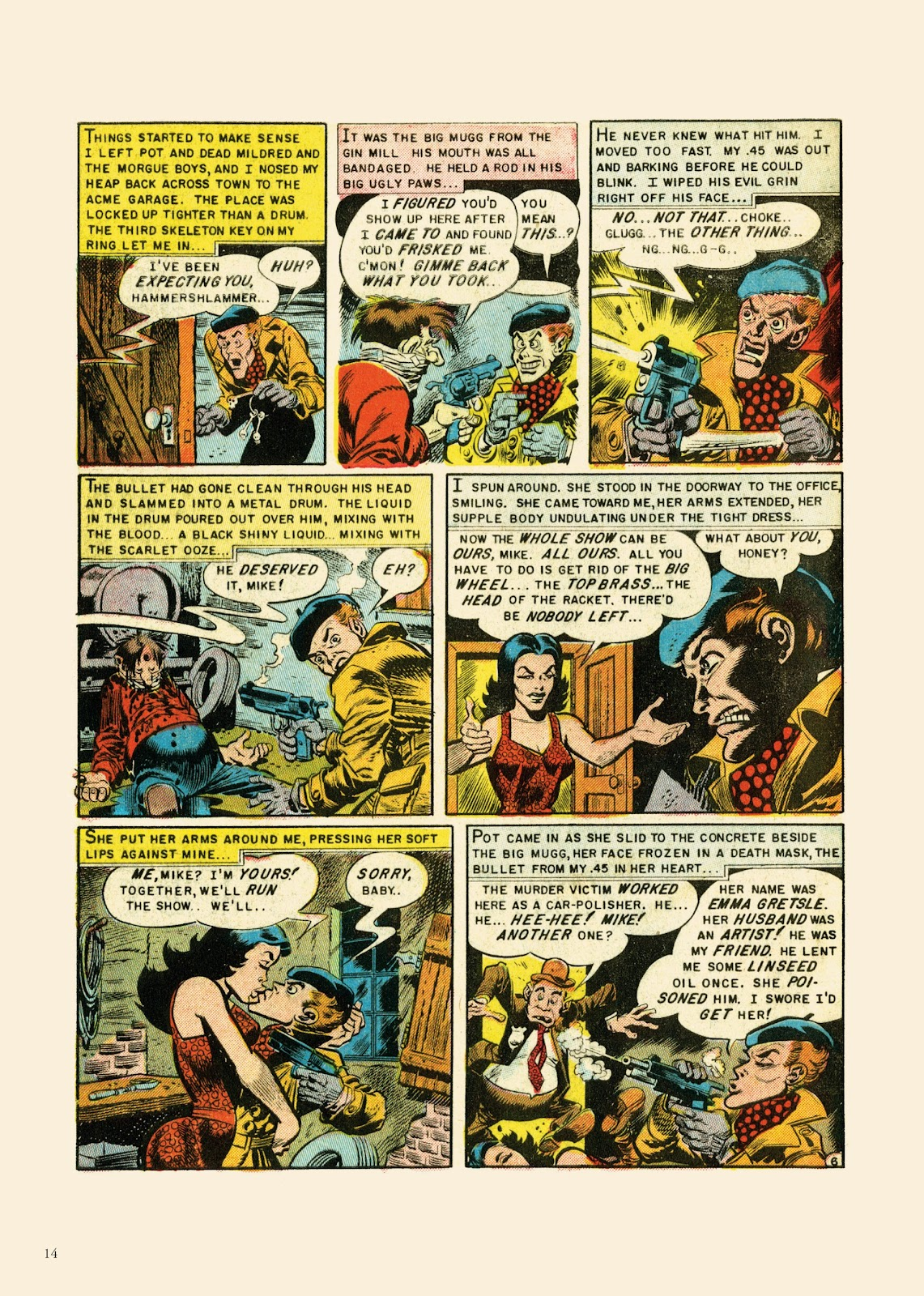 Read online Sincerest Form of Parody: The Best 1950s MAD-Inspired Satirical Comics comic -  Issue # TPB (Part 1) - 15