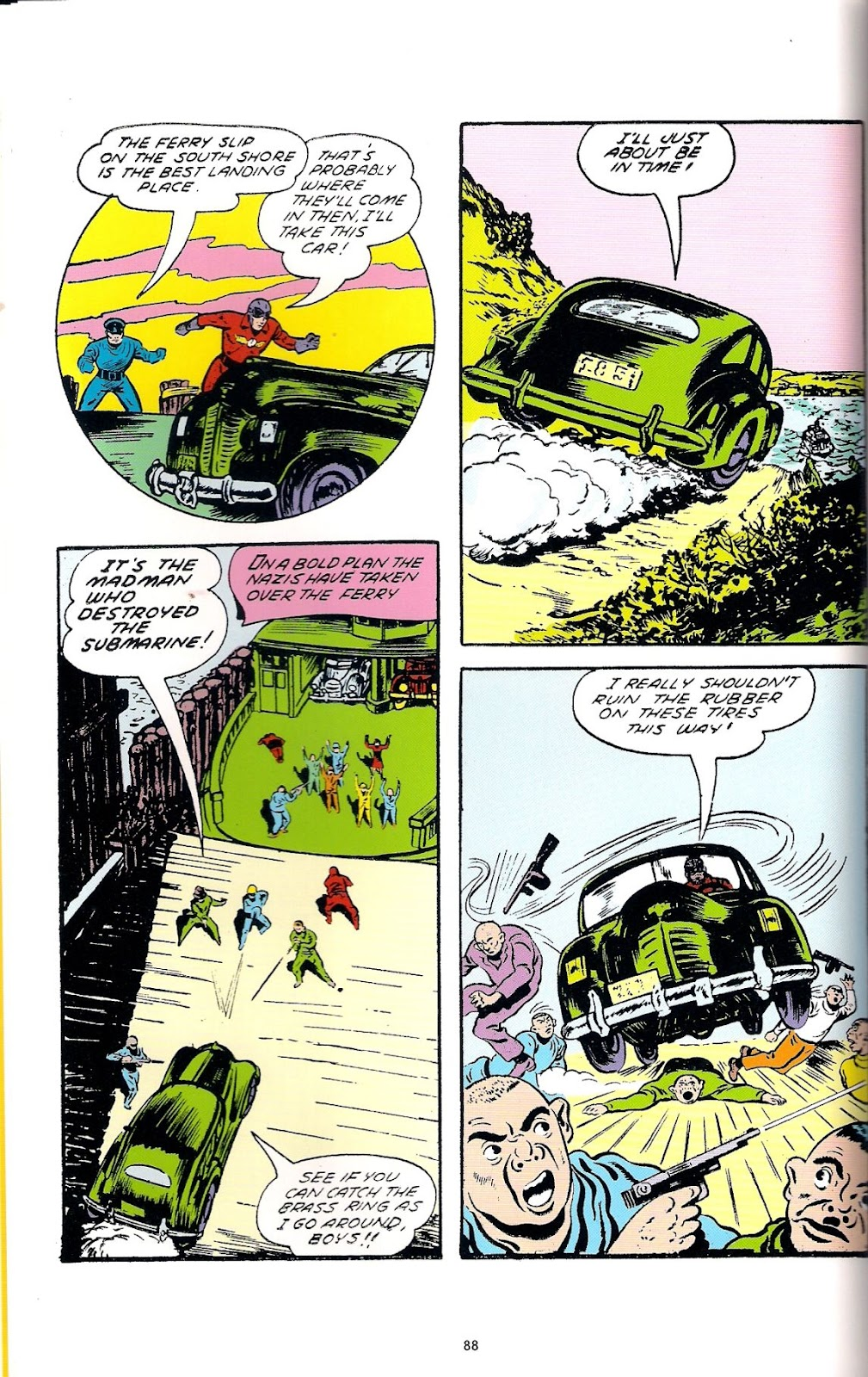 Captain Midnight (1942) issue 6 - Page 20