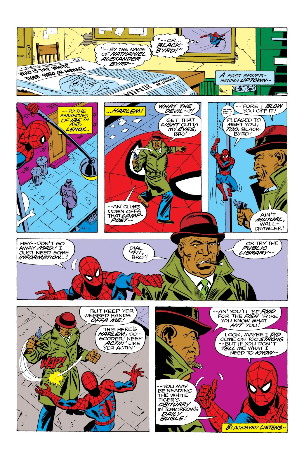 Read online Marvel Masterworks: The Spectacular Spider-Man comic -  Issue # TPB (Part 2) - 50