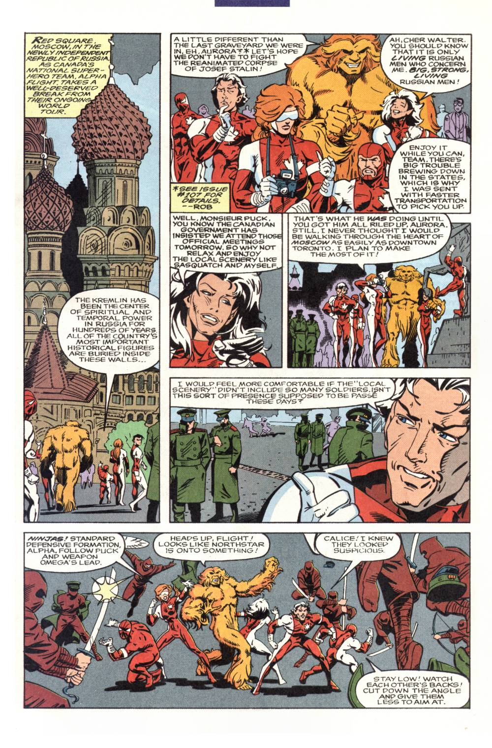 Alpha Flight (1983) 109 Page 2