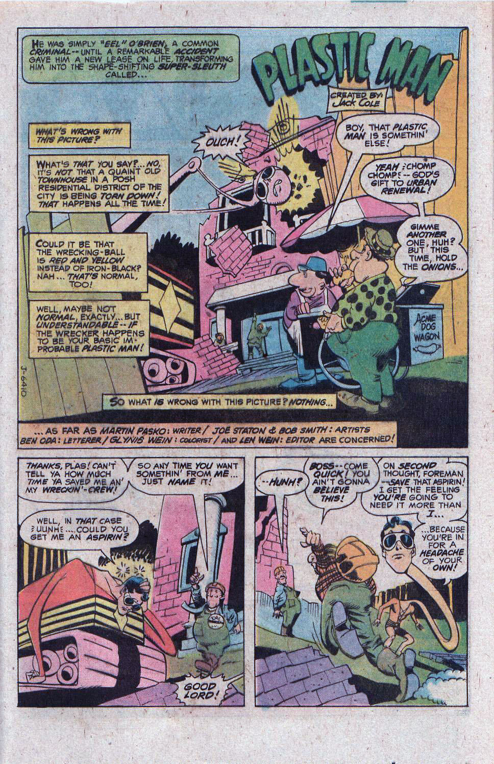 Read online Adventure Comics (1938) comic -  Issue #470 - 21