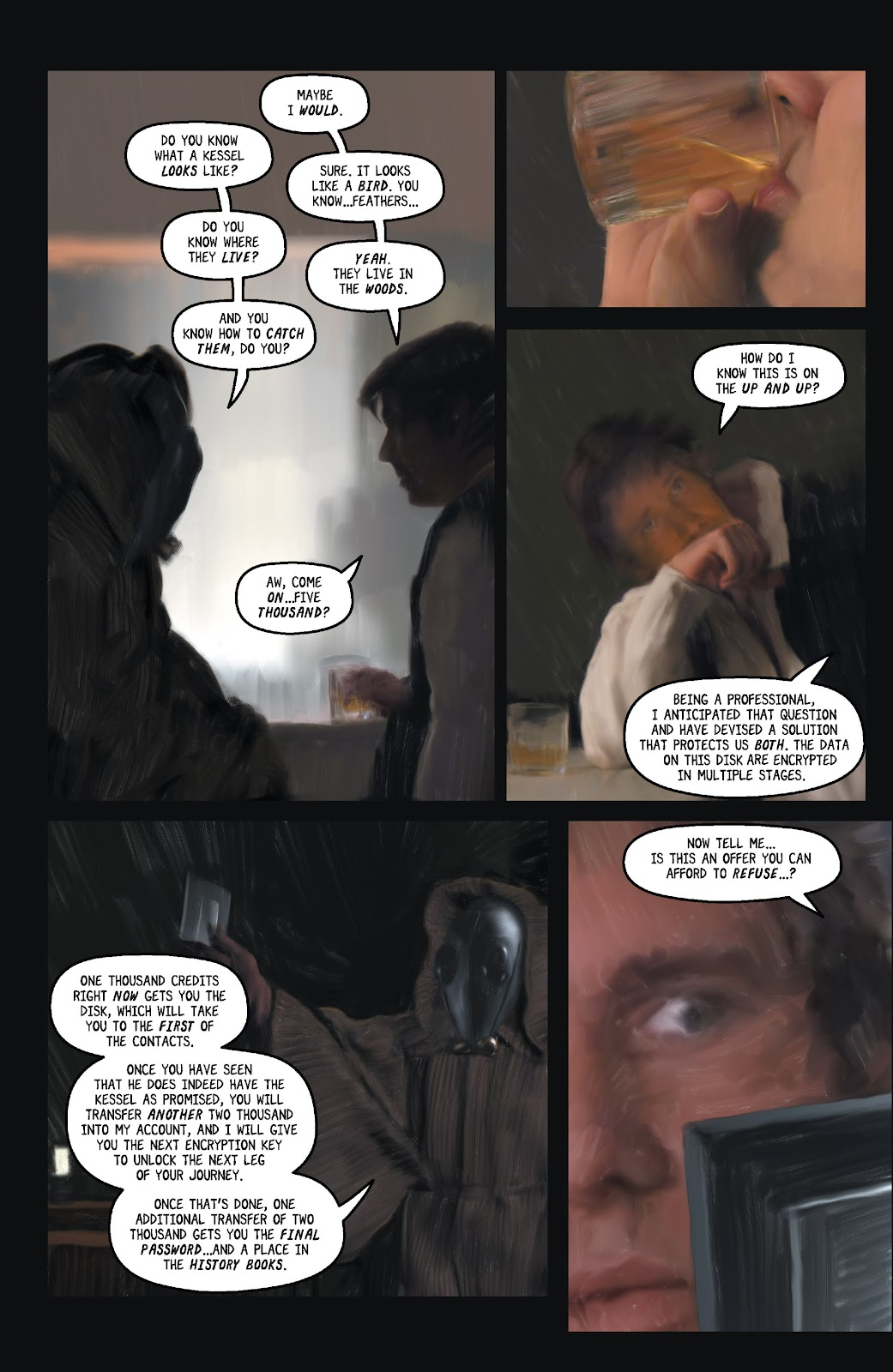 Read online Star Wars Legends Epic Collection: The Empire comic -  Issue # TPB 5 (Part 5) - 44