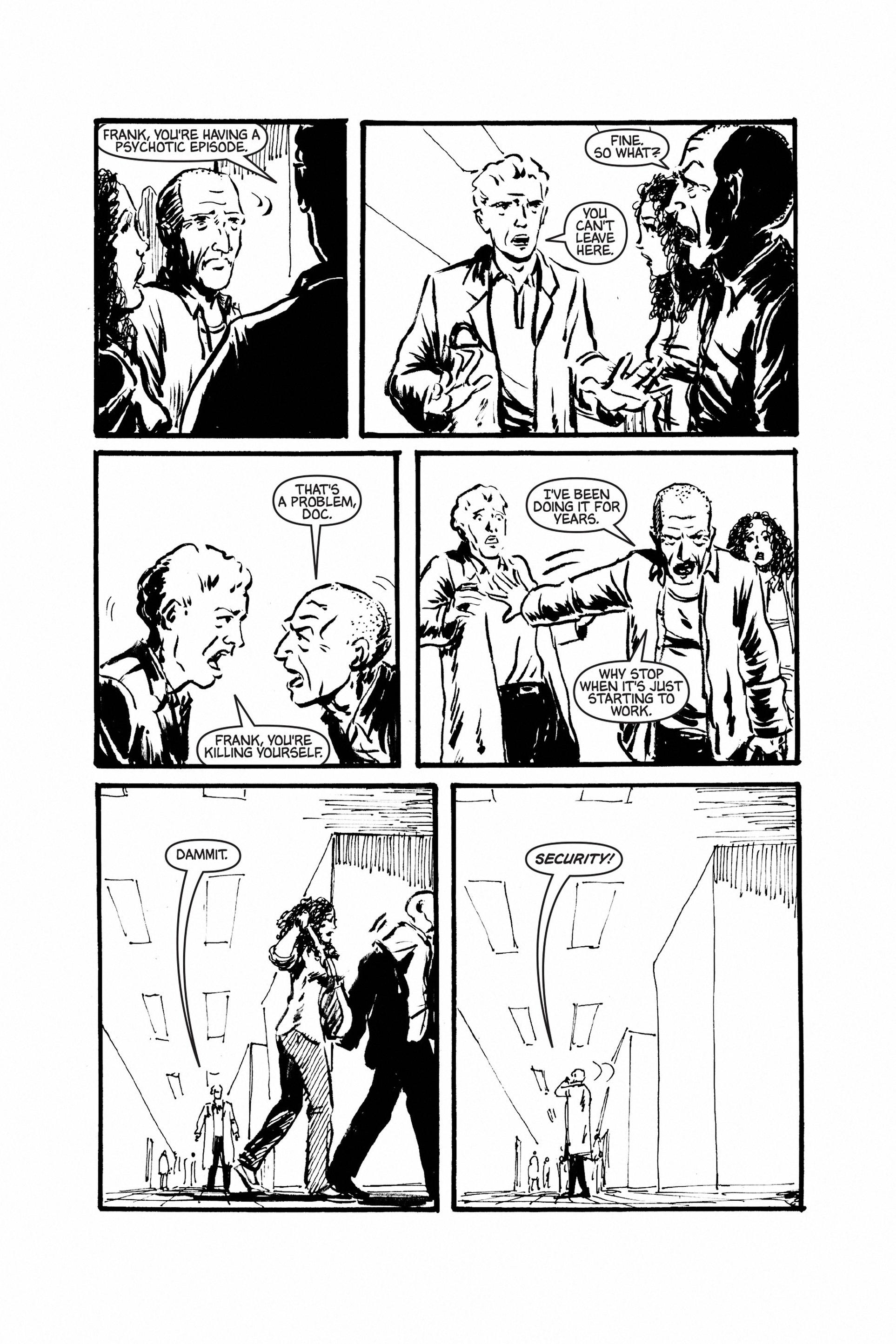 Read online Tumor comic -  Issue # TPB - 80