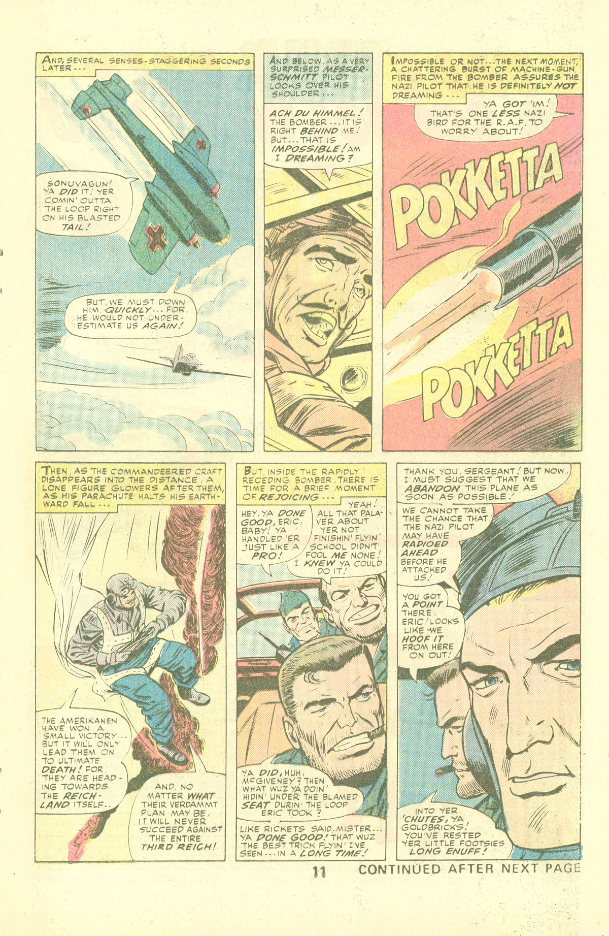Read online Sgt. Fury comic -  Issue #137 - 13