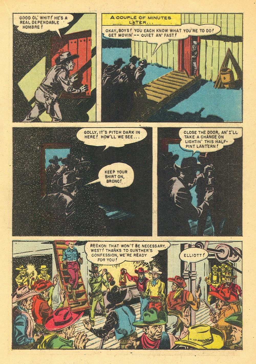 Four Color Comics issue 278 - Page 25