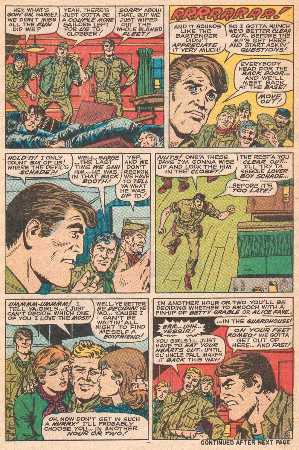 Read online Sgt. Fury comic -  Issue #70 - 9