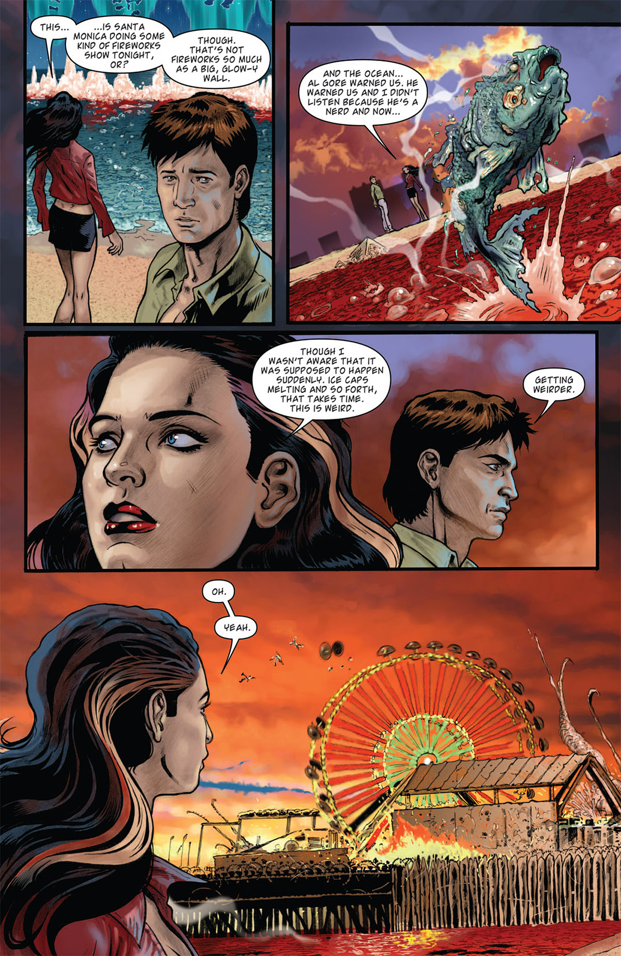 Read online Angel: After The Fall comic -  Issue #8 - 7