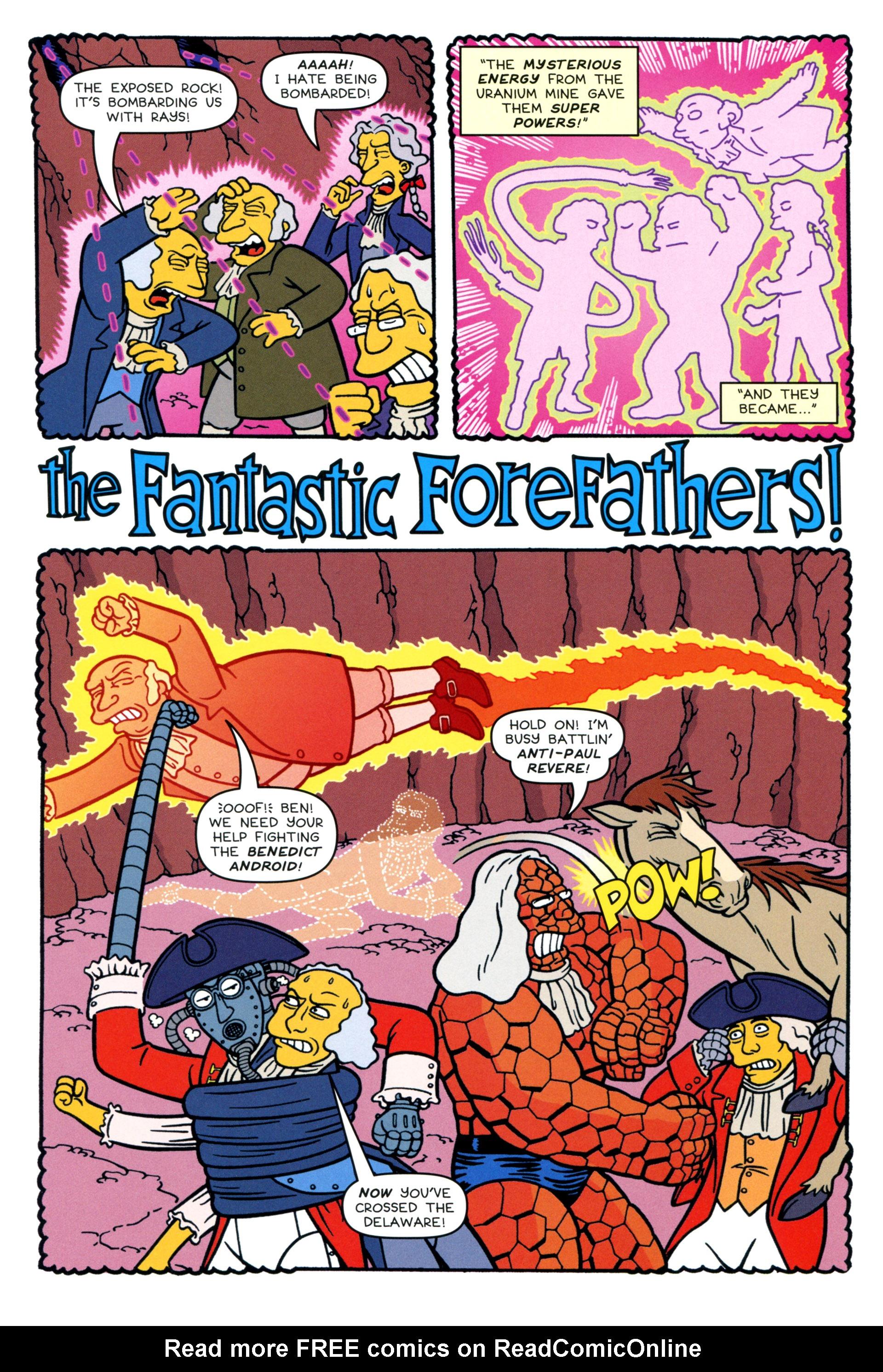 Read online Simpsons Comics comic -  Issue #200 - 12