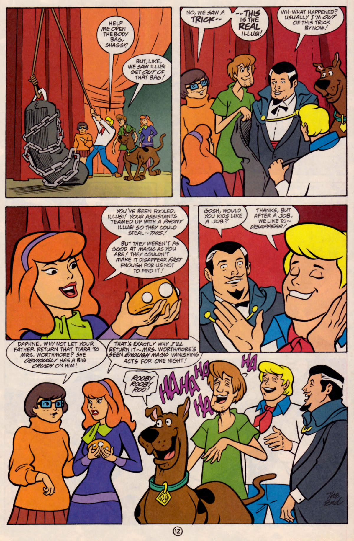 Read online Scooby-Doo (1997) comic -  Issue #24 - 13