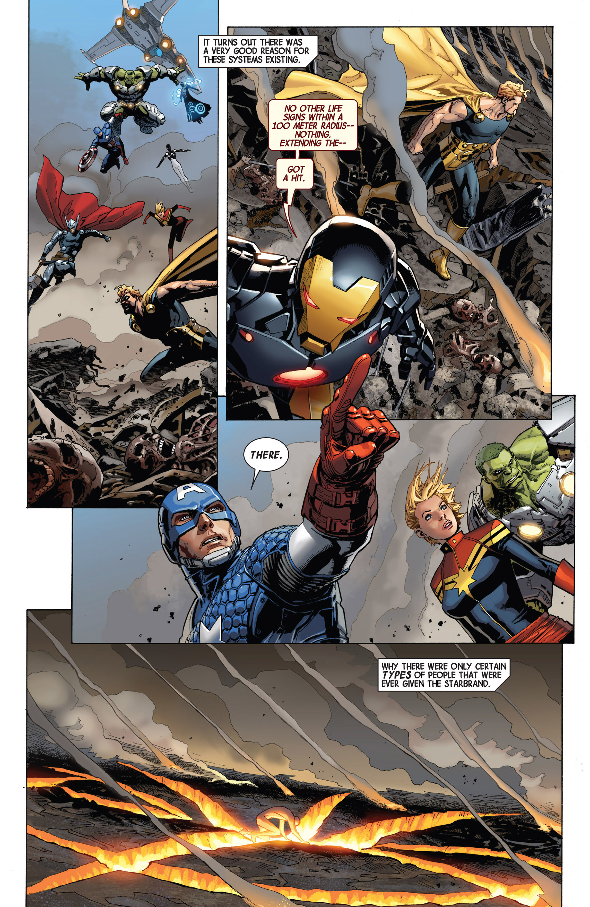 Read online Avengers (2013) comic -  Issue #7 - 22