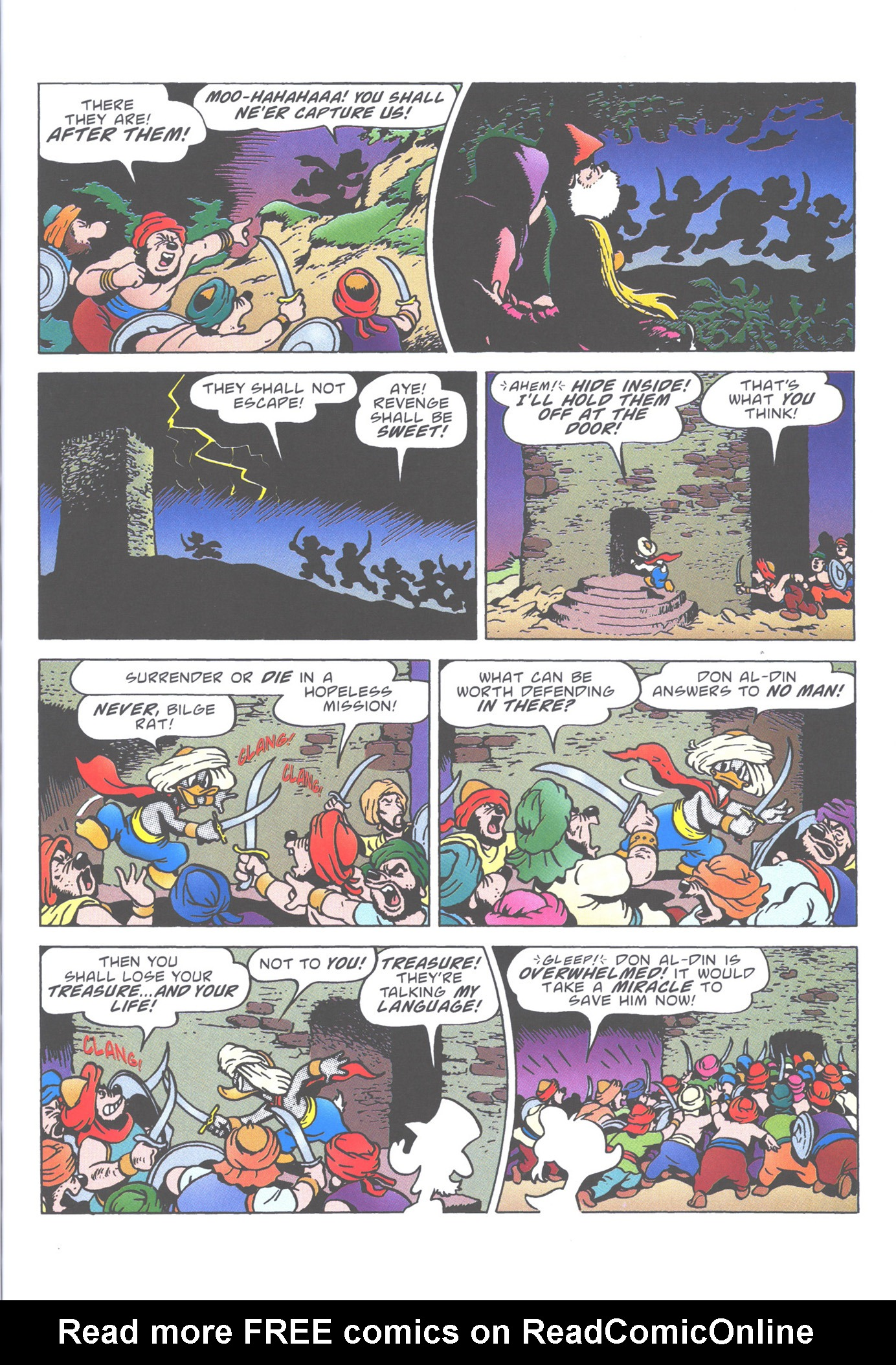 Read online Uncle Scrooge (1953) comic -  Issue #363 - 27