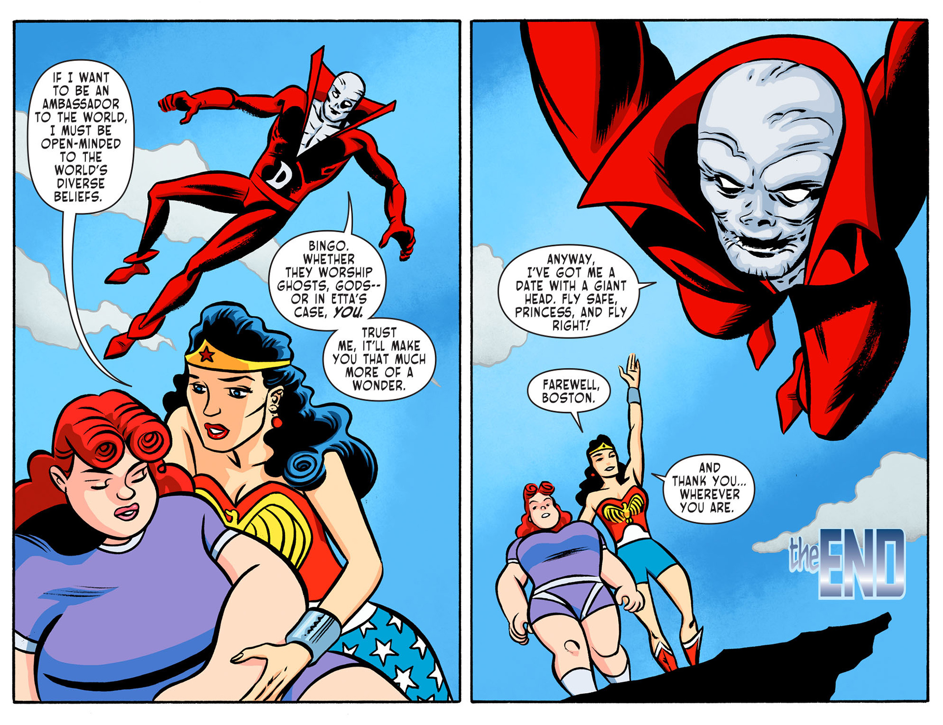 Read online Sensation Comics Featuring Wonder Woman comic -  Issue #8 - 22
