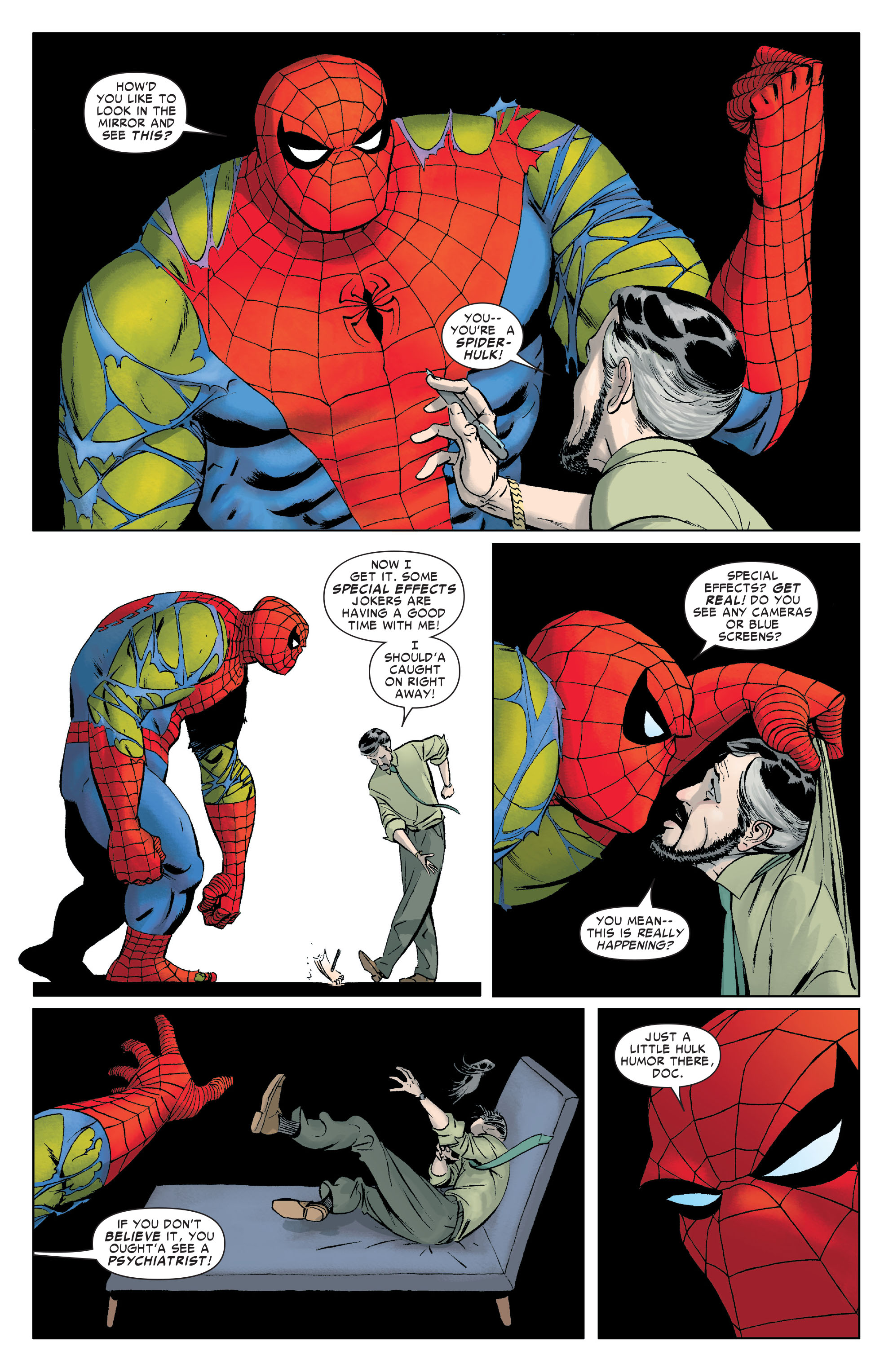 The Amazing Spider-Man (1963) 600 Page 69