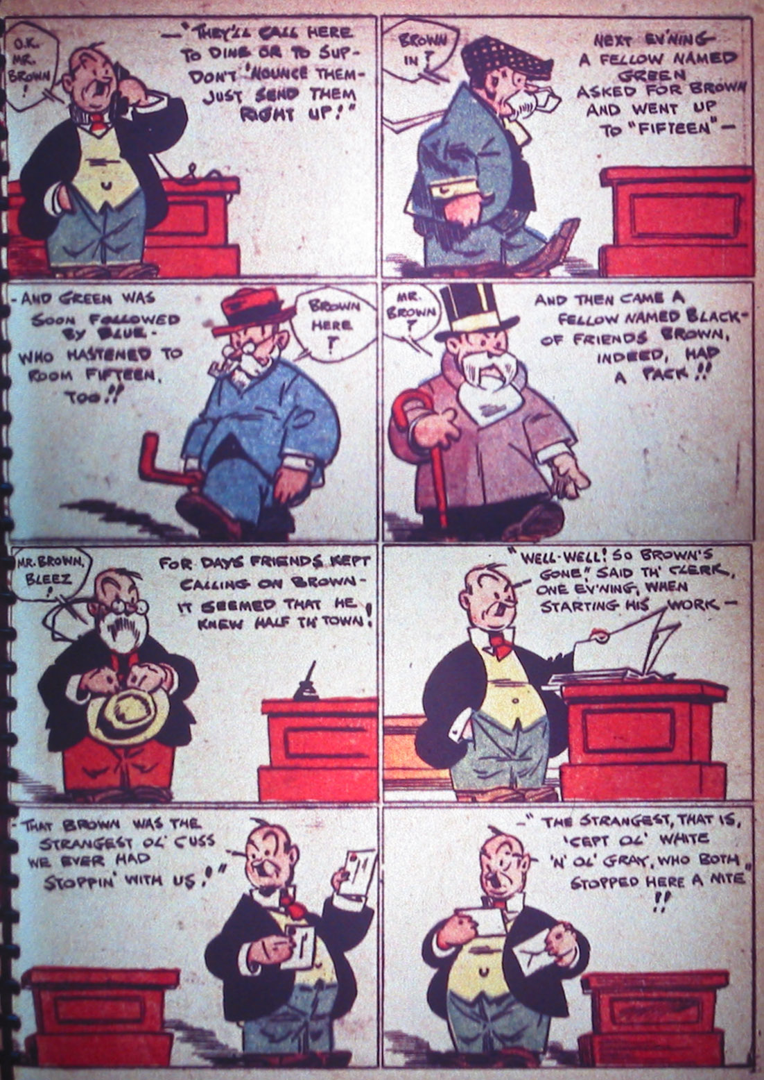 Detective Comics (1937) 2 Page 32