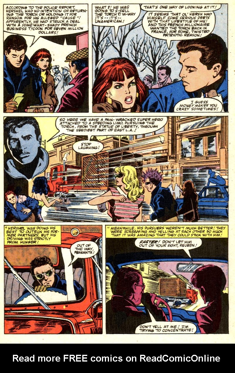 Web of Spider-Man (1985) Issue #28 #38 - English 16