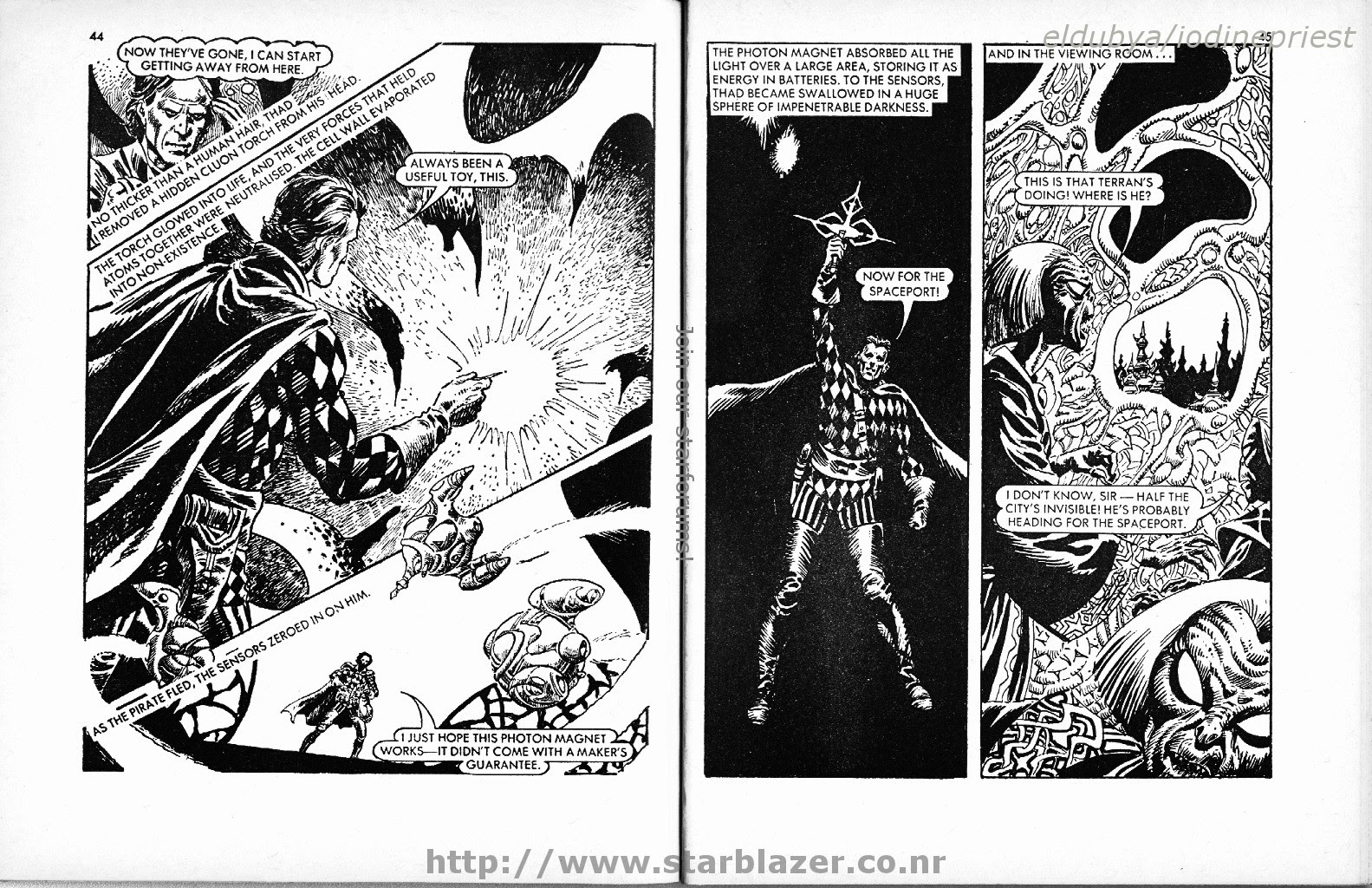 Starblazer issue 141 - Page 24