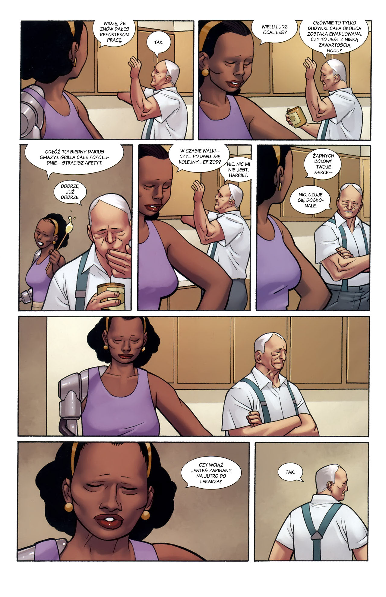 Read online Destroyer comic -  Issue #1 - 11