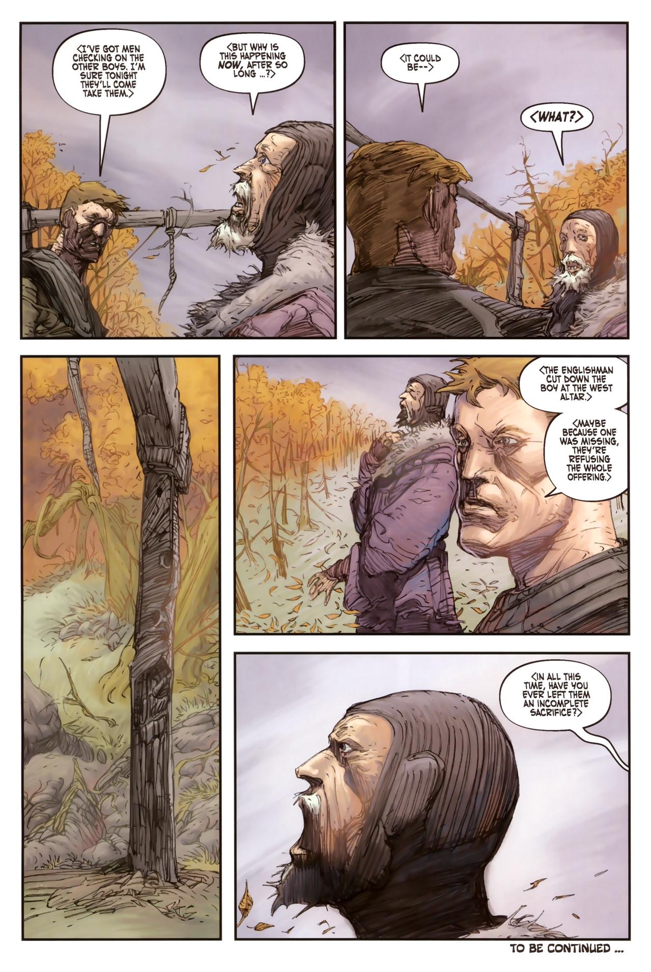 Read online Solomon Kane comic -  Issue #2 - 24