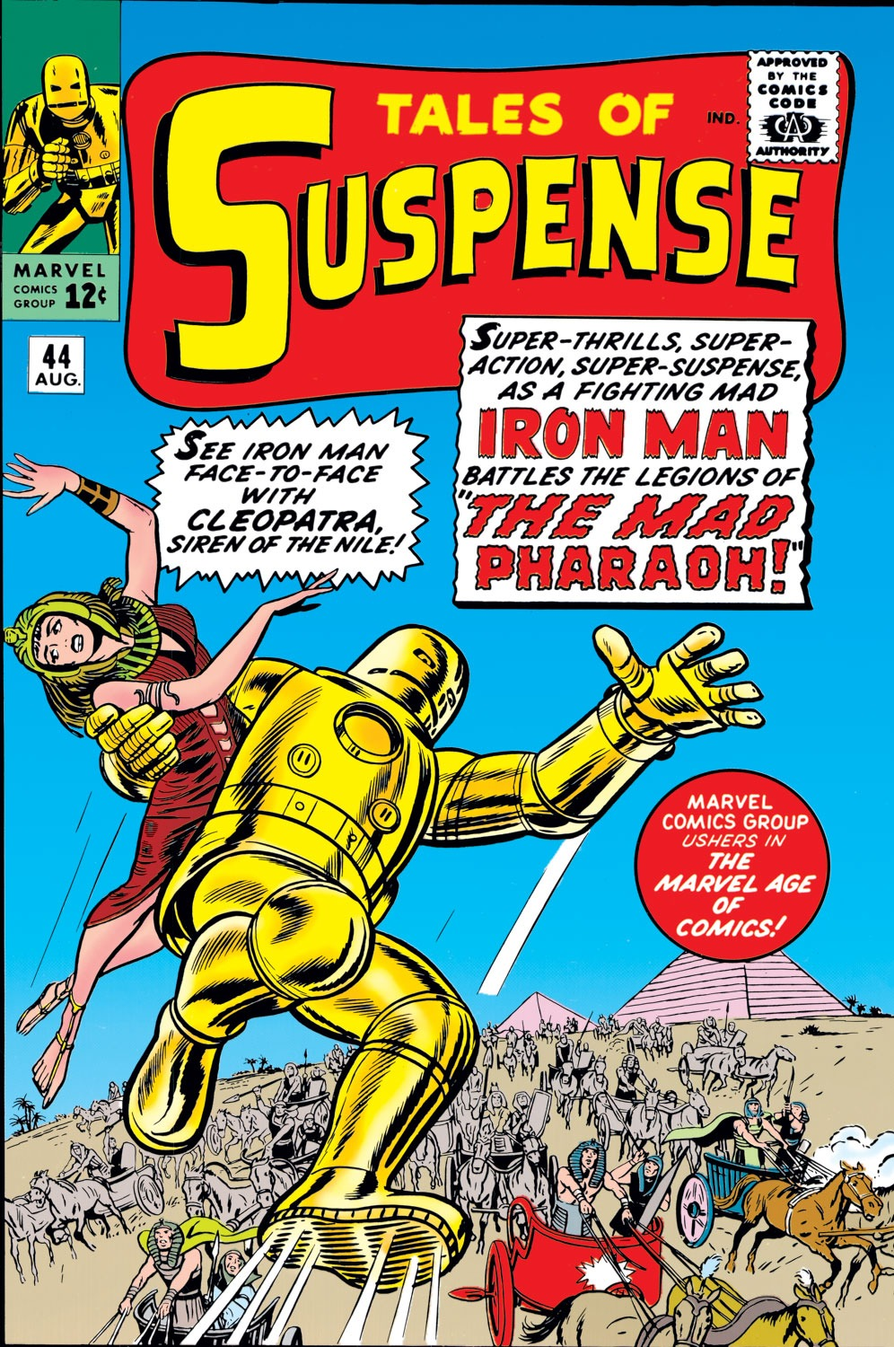 Tales of Suspense (1959) issue 44 - Page 1