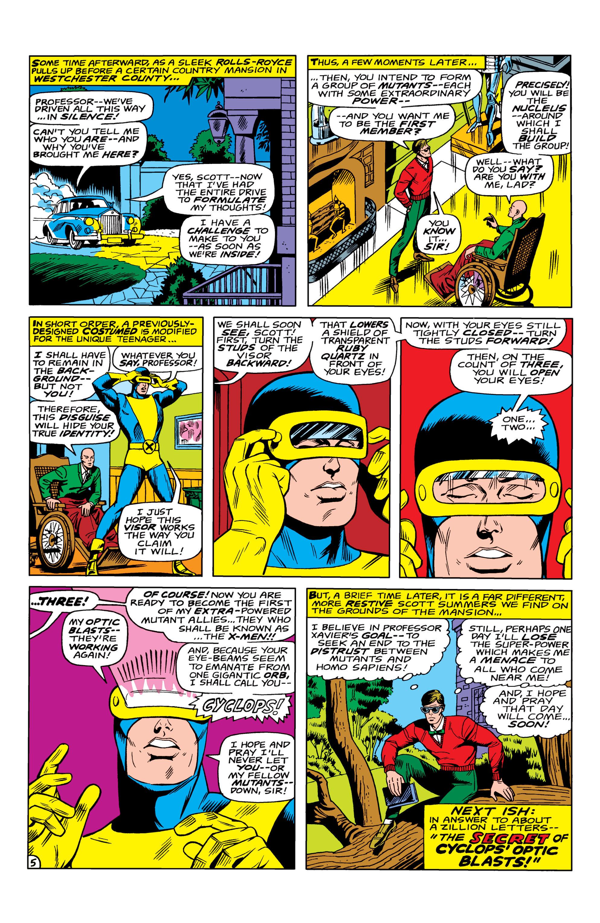 Read online Uncanny X-Men (1963) comic -  Issue #42 - 21
