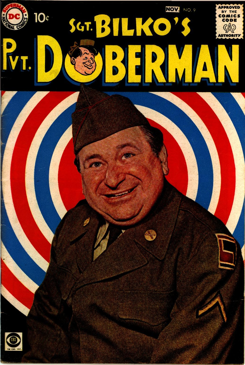 Sgt. Bilkos Pvt. Doberman 9 Page 1