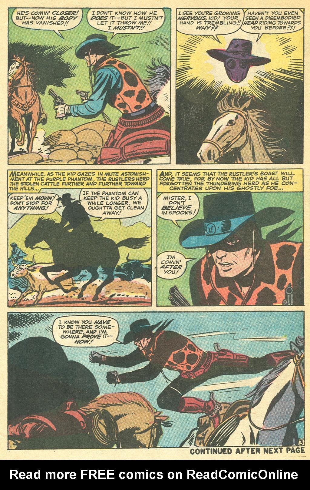 Read online Two-Gun Kid comic -  Issue #93 - 5