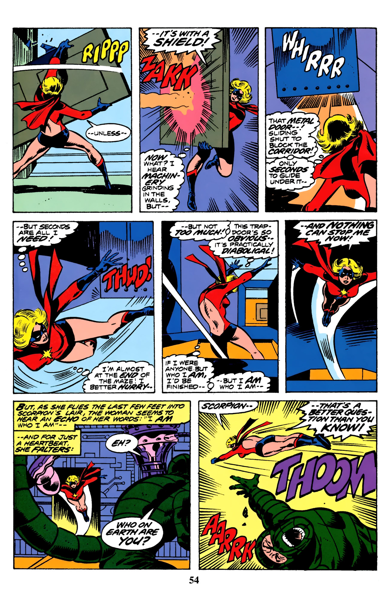 Read online Giant-Size Ms. Marvel comic -  Issue # Full - 50