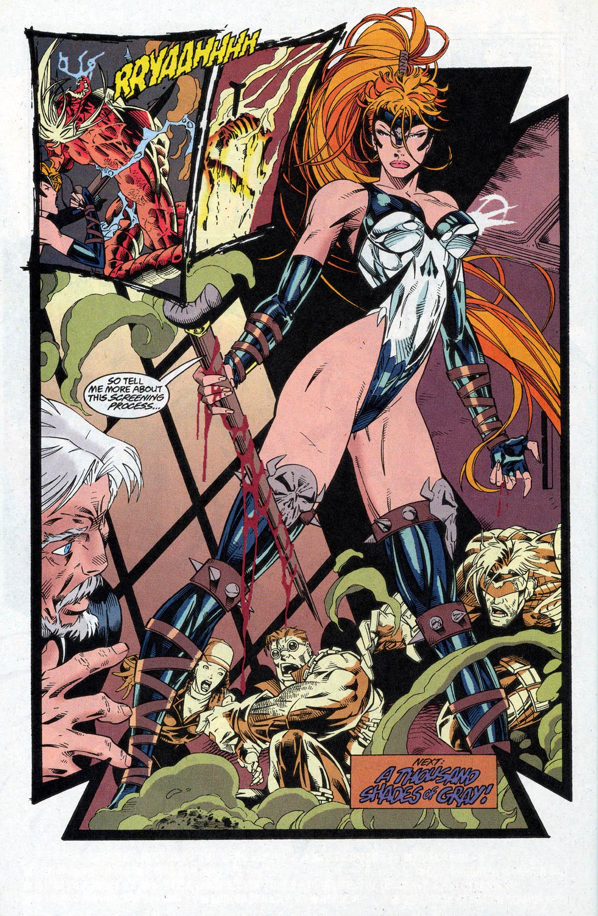Read online Artemis: Requiem comic -  Issue #2 - 31