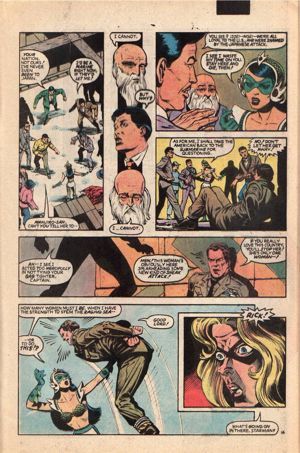 Read online All-Star Squadron comic -  Issue #33 - 21